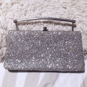 Supa fly vintage sequin clutch!!!